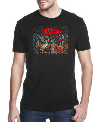 The WARRIORS New York City gang film movie Coney Island t-shirt NYC 1980's 80s