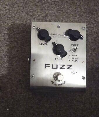 BIYANG FZ-7 Tonefacier Series 3 Modes Fuzz Guitar Pedal