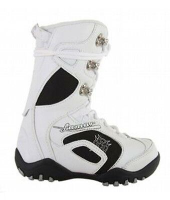 - Lamar Force Youth Size 2 snowboard Boot