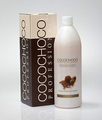 COCOCHOCO Brazilian Blow Dry Hair Keratin Straightening Treatment 1000ml KIT