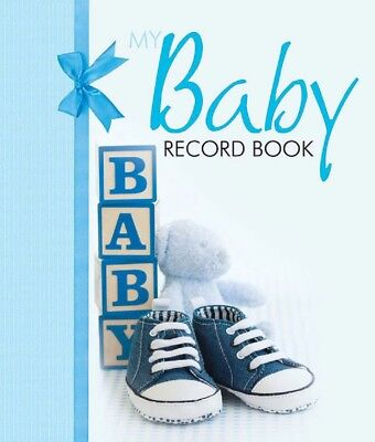 Baby Boy Script (My Baby Boy Record Book Journal Diary From Birth To Seven)