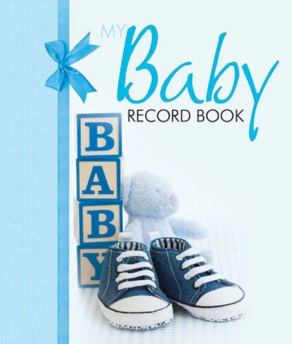 My Baby Boy Record Book Journal Diary From Birth To Seven Years