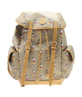 Gucci 603898 Medium Disney x Gucci Backpack