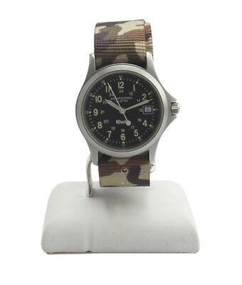 Hamilton Khaki 9821C Stainless Steel Quartz Watch