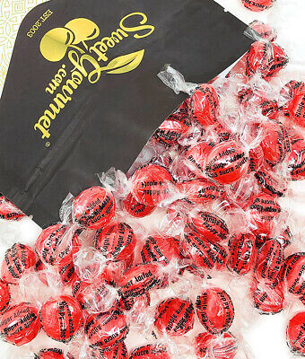 SweetGourmet Sugar Free Cinnamon Buttons | Mini Bulk Hard Candy Kosher |