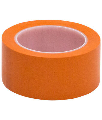 Vinyl Floor Safety Marking Tape 2 X 36 Yd 6mil Pvc Orange 1 Roll