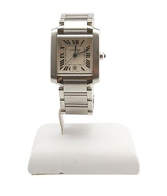 Cartier Tank 2302 2302 Stainless Steel Automatic Watch