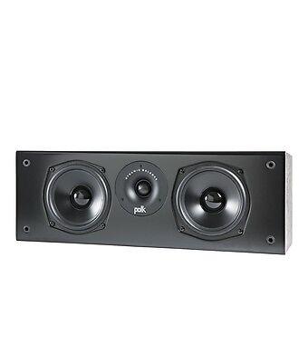 Polk Audio T30 BLACK T Center Channel Speaker