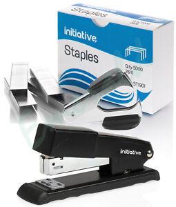 Half Strip Metal Stapler 5000 Staples Staple Remover Same