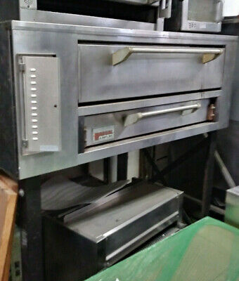 Sd448 Marsal Used Pizza Oven Includes Free Shipping