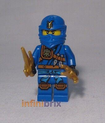 Lego Jay from set 70749 Enter the Serpent Blue Ninja Ninjago BRAND NEW - The Blue Ninjago