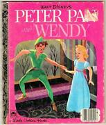 Disney Peter Pan Book
