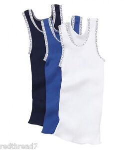 Bonds Baby New 3 Pack Singlet Singlets Vest Girl Boy Kids Size 0000 000 00 0 1 2