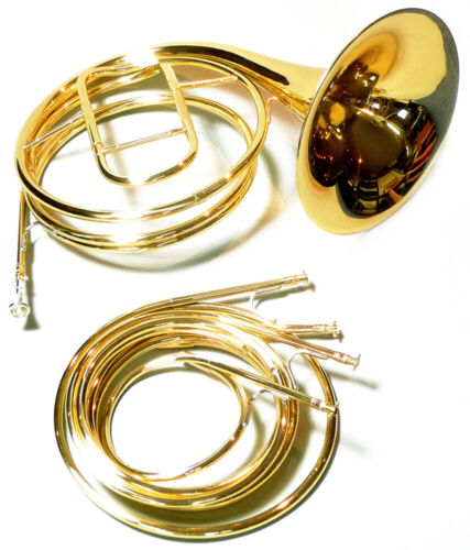 Natural horn  is a musical instrument.