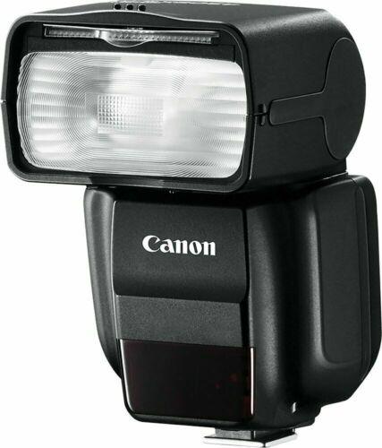 GENUINE Canon Speedlite 430EX III-RT External Flash