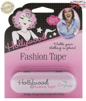 Hollywood Fashion Secrets Hollywood Fashion Tape 36 Easy-To-Use c2744c