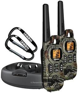 UNIDEN EXTRA LONG RANGE GMRS 2-WAY RADIOS IDEAL FOR TRAVEL AND CAMPING IN NORTHERN LOCATIONS !!