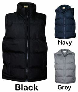Kids-Heavy-Padded-Lined-Quilted-Gilet-Sleeveless-Body-warmer-Jacket