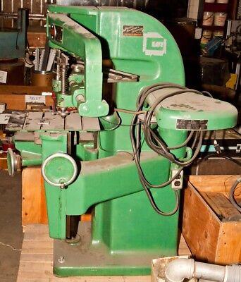 Gorton Pantograph Model P1-3 3-d Engraving Machine
