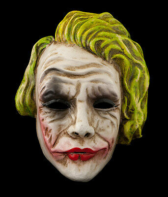 Mask Joker Batman-Halloween-Horror-Paper Mache Venetian -1935-vg3c