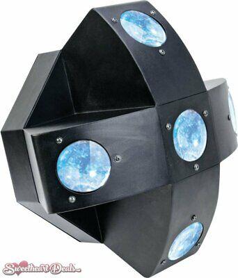 DeeJay LED DJ148 35W LED Motor Rocket Fixture with DMX Control Dmx Motor Control