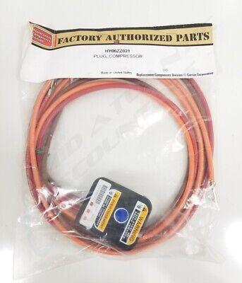 Factory Authorized Parts Compressor Plug Hy06zz021 For Commercial Hvac Units
