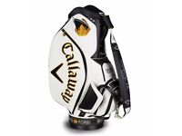 Sky Sports Competition Prize Calloway World Tour Golf Bag
