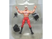 wwe wwf wrestling figure Scott Steiner ELITE