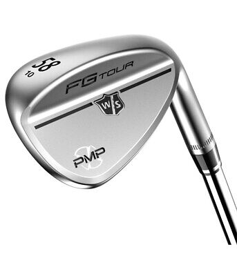 Wilson Staff FG Tour PMP Tour Frosted Wedges - KBS Hi Rev Wedge Flex Steel