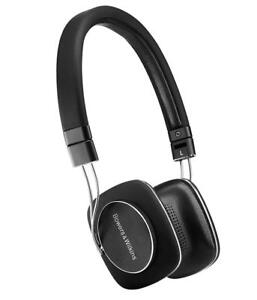 New  Bowers  Wilkins P3 S2 Headphone (Black) Condition: New Sealed, Damaged packaging