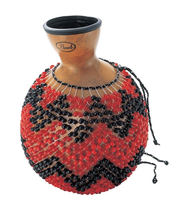 Pearl Traditional Natural Gourd Shekere - Segundo
