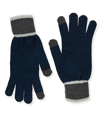 NEW Men's or Women's AEROPOSTALE Aero 1987 Texting Gloves One Size Deep Navy