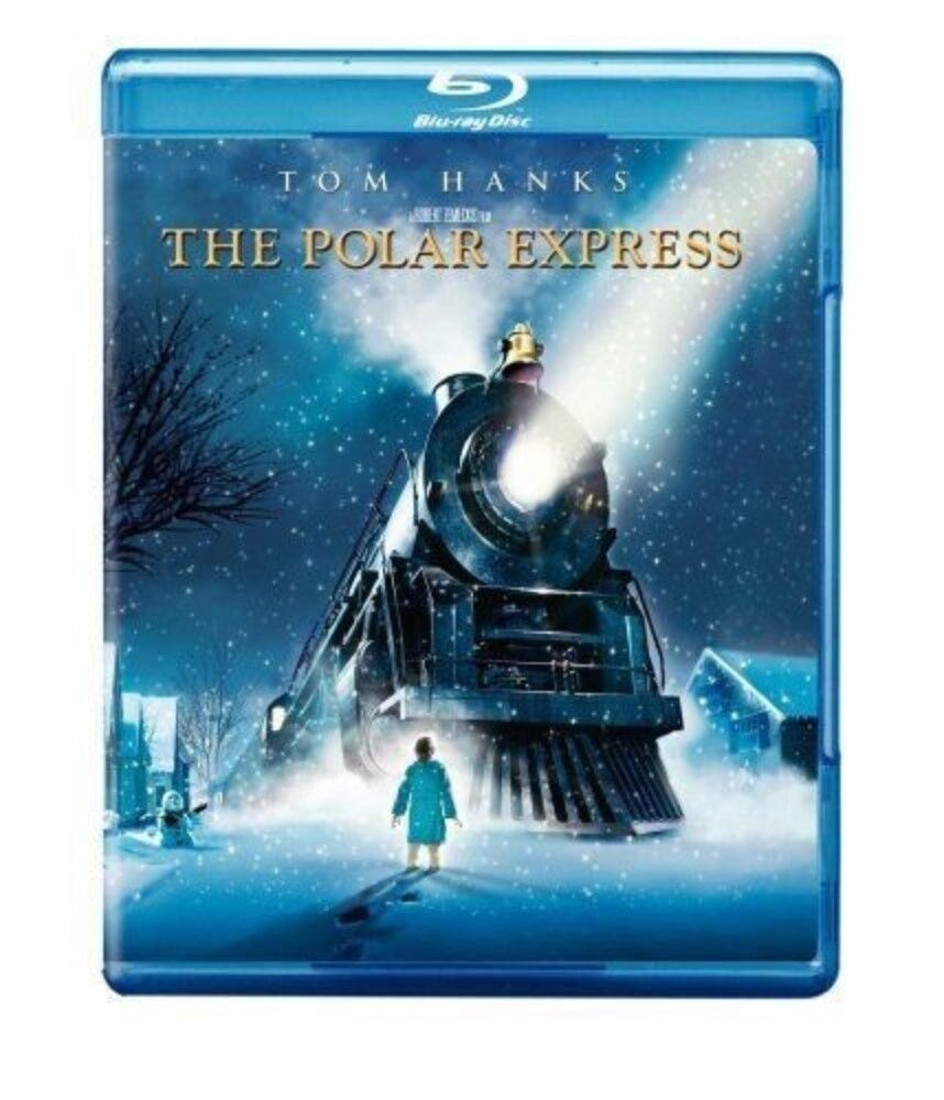 Купить The Polar Express (Blu-ray Disc, 2007) NEW