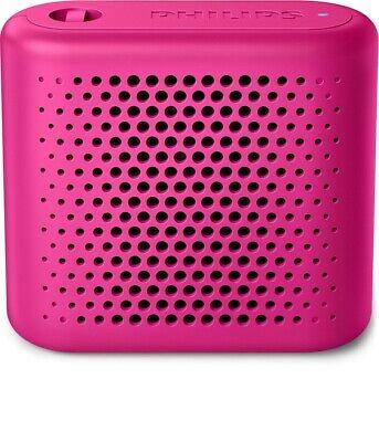 Speaker Bluetooth BT55P/00 Philips - Color Rosa