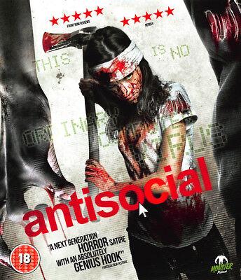 Antisocial Blu-Ray