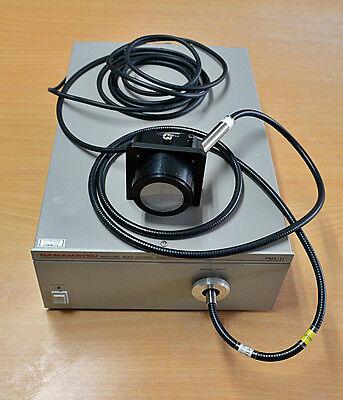 Hamamatsu C5966-71 Photonic Multi-channel Analyzer Pma-11 Free Ship