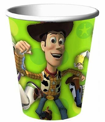9 Oz Paper Cups (Cups - Toy Story - 9oz Paper -)