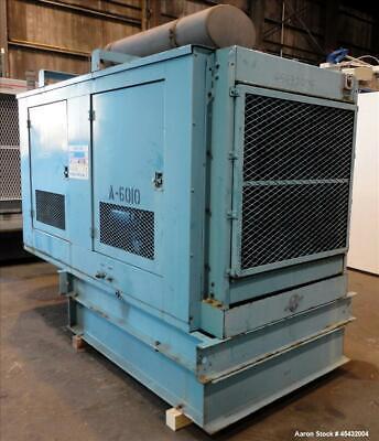 Used- Detroit Diesel 300 Kw Standby Diesel Generator Set. Detroit Diesel 6v-92ta