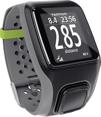 GPS-Pulsuhr ohne Brustgurt (Refurbished) TomTom Multisport Refurbished Bluetooth
