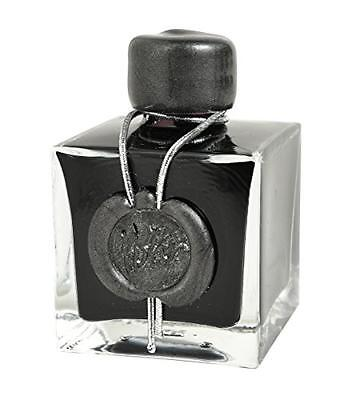 J. Herbin 1670 Anniversay Bottled Fountain Pen Ink, 50ml - Stormy Grey, New, Fre