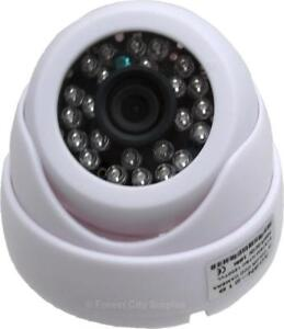 New - NIGHT VISION HD SECURITY CAMERA - AMAZING 1200 LINES OF RESOLUTION