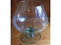 giant Brandy glass bowl