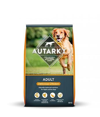 Autarky Adult 12kg Premium Natural Dog Food
