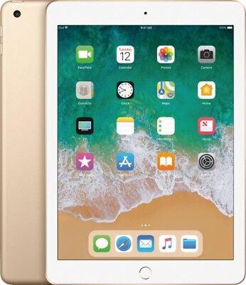 Apple iPad 2017 32GB Gold Wi-Fi MPGT2LL/A