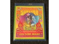 Santana: Corazon, Live in Mexico - Blu Ray New & Sealed