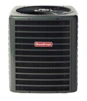 AC SUPER SALE - from $1695+HST installed