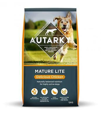 Autarky SENIOR 12kg Premium Natural Dog Food