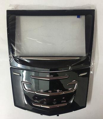 For Cadillac ATS CTS SRX XTS AC TouchSense 2013-17 Control Panel Screen Display