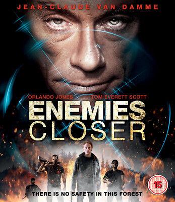 Enemies Closer Blu-Ray | ( Jean-Claude van Damme) (2013)