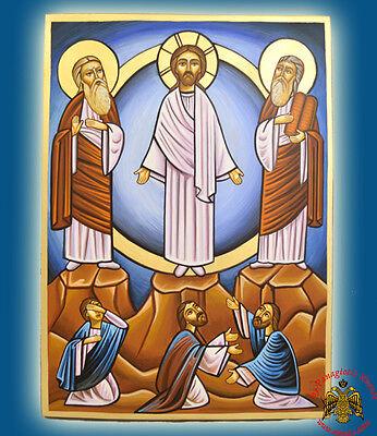Orthodox Hagiography Icon Holy Transfiguration 35X45cm